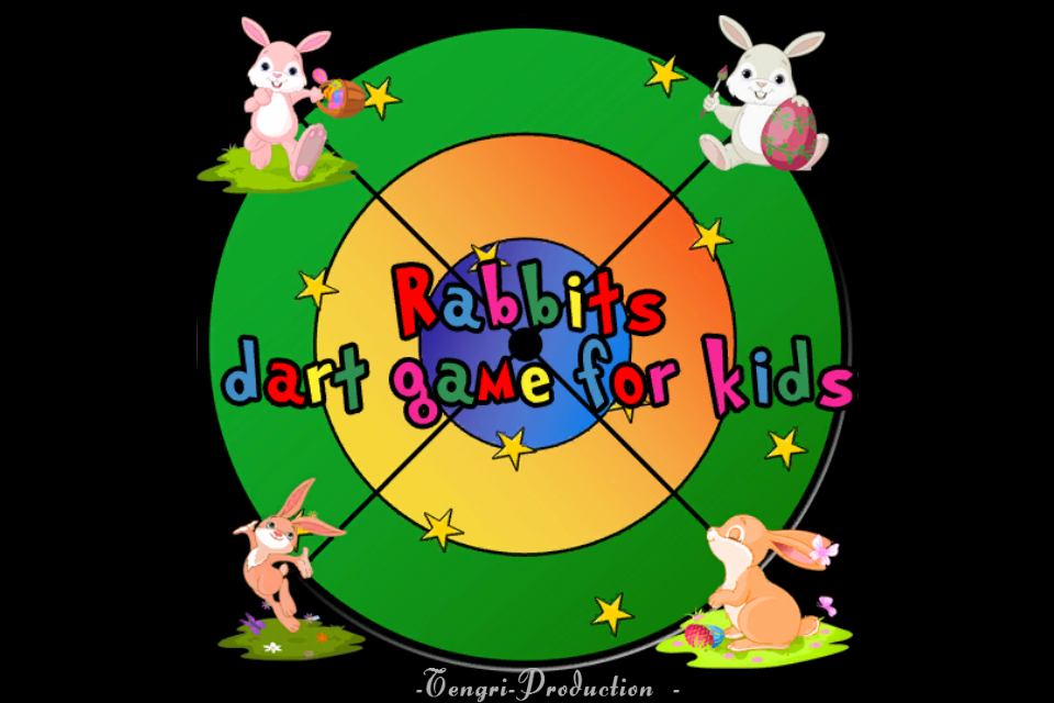 Screenshot Rabbits and darts for children